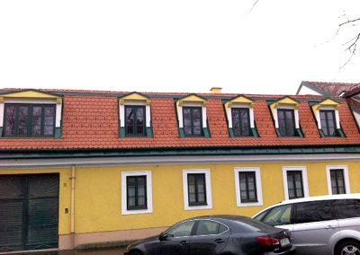 Fenster Hasslinger Wien Kagraner Platz