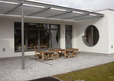 Fenster Hasslinger Kindergarten Emmerich Kalmanngasse