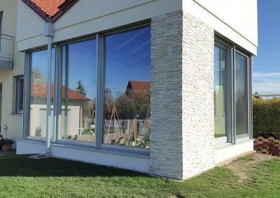 Fenster Hasslinger EFH Neufeld an der Leitha