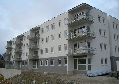 Fenster Hasslinger Neunkirchen Panoramagasse
