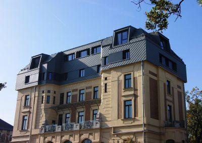 Fenster Hasslinger Peter Jordanstraße BOKU