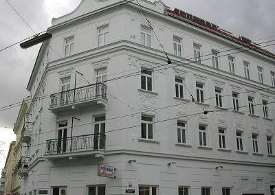 Fenster Hasslinger Wien Biedergasse